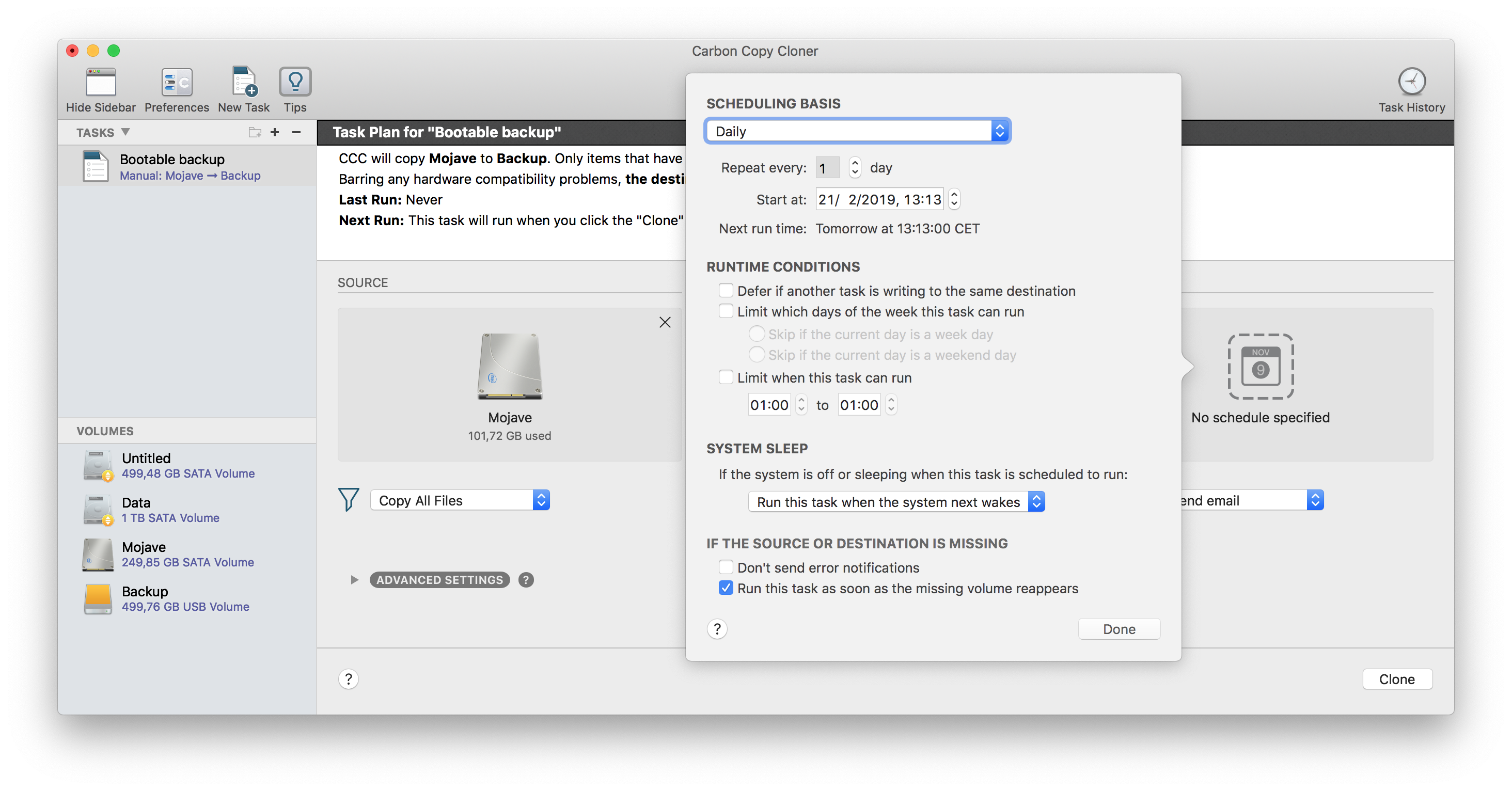 Creating bootable macOS backups - Igor Kulman